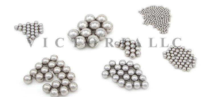 Balls AISI 52100 (Ш Х15)